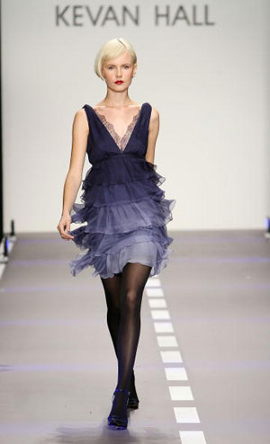 Тhe Kevan Hall Fall 2007. Фото: Frazer Harrison/Getty Images