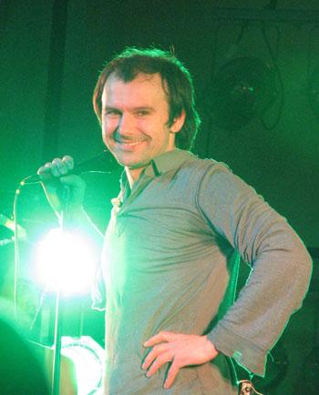 Святослав Вакарчук в Харькове. 18 декабря 2007г.Фото: Юлия Ламаалем/Великая Эпоха