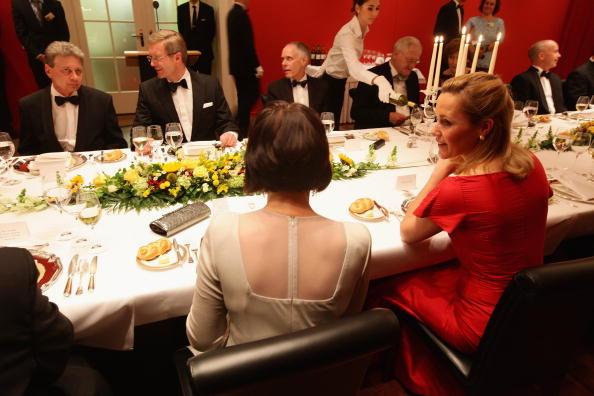 Президент ФРН Крістіан Вульф у рамках державного візиту відвідав Швейцарію. Фоторепортаж. Фото: Sean Gallup/Getty Images