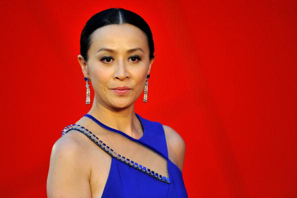 На 67-му Венеціанському кінофестивалі. Китайська акторка Карина Лау (Carina Lau). Фоторепортаж. Фото: Gareth Cattermole/Andreas Rentz/Pascal Le Segretain/Getty Images
