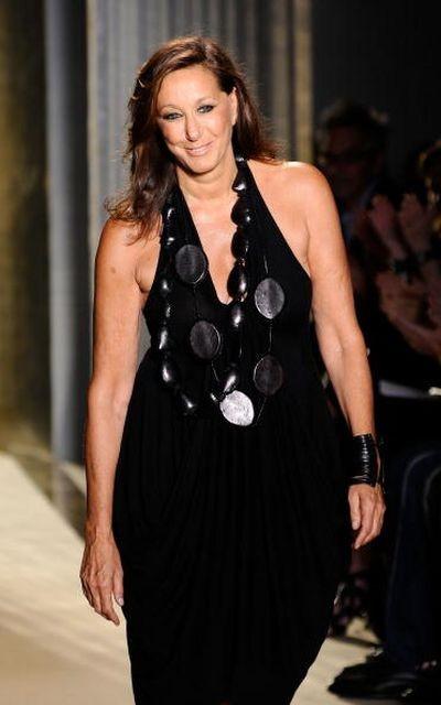 Американская художница-модельер Донна Каран. Фото: Fernada Calfat/Getty Images