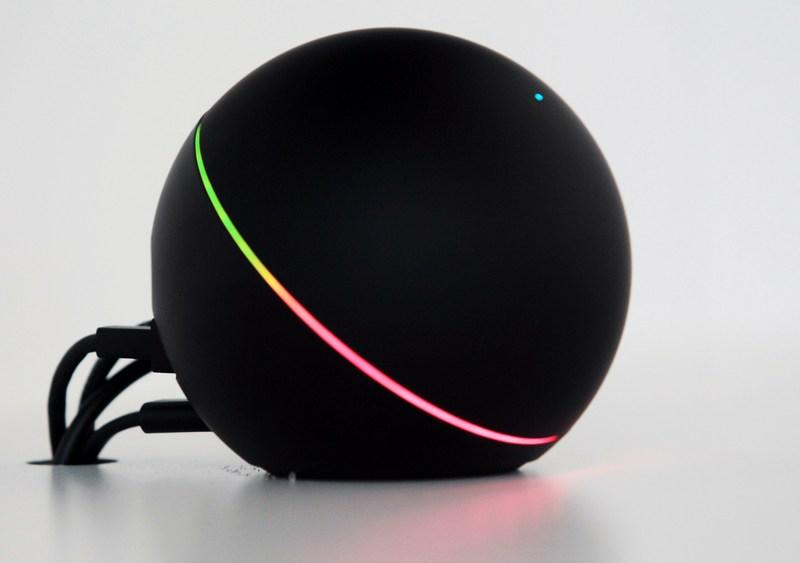Сан-Франциско, США, 27 червня. Компанія Google представила сферичний медіа-плеєр Nexus. Фото: Mathew Sumner/Getty Images