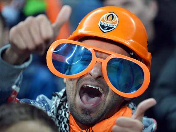 Шахтар — Ювентус Фото: SERGEI SUPINSKY /Getty Images Sport