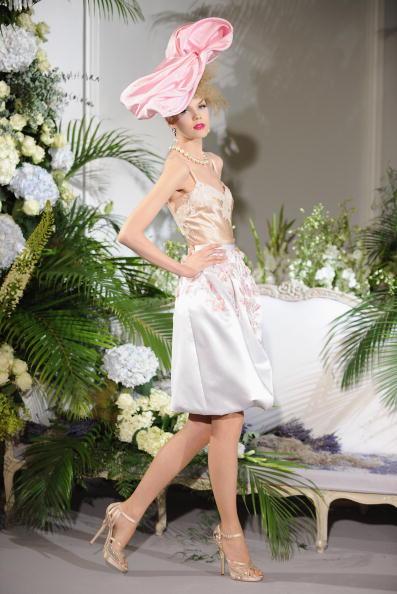 Новая коллекция Christian Dior сезона осень-зима 2009/2010/Pascal Le Segretain/Getty ImagesPascal Le Segretain/Getty Images