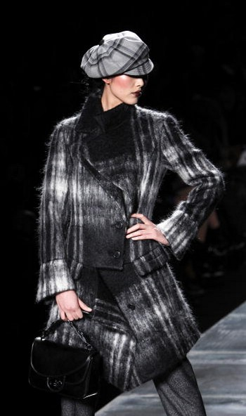 Коллекция от John Galliano на Неделе моды в Париже. Фото: FRANCOIS GUILLOT/AFP/Getty Images