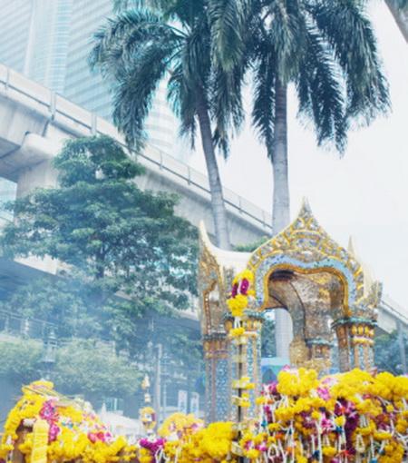 Медичний туризм в Таїланді - це новітні методи лікування в поєднанні з традиційними оздоровчими методиками. Фото: Inti St. Clair / Getty Images