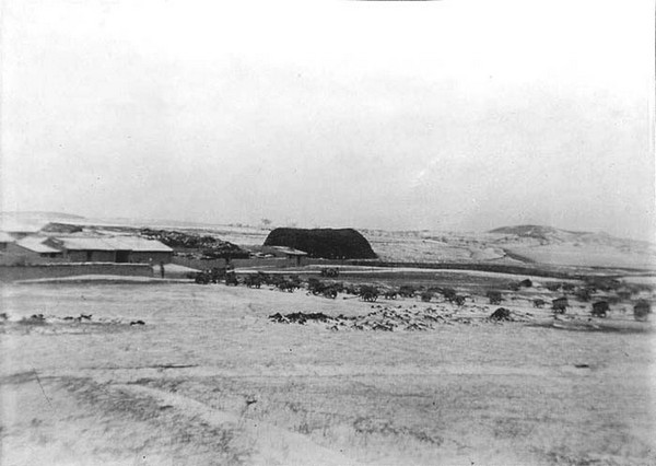 Околиці міста Ченде провінції Хебей. Китай часів династії Цін. Фото: William Purdom
