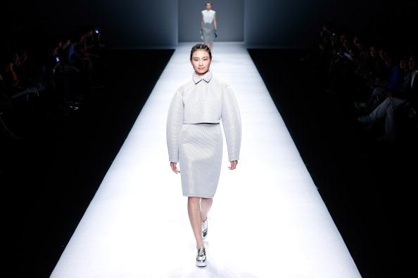 Неделя моды в Пекине. Фото: Lintao Zhang/Getty Images