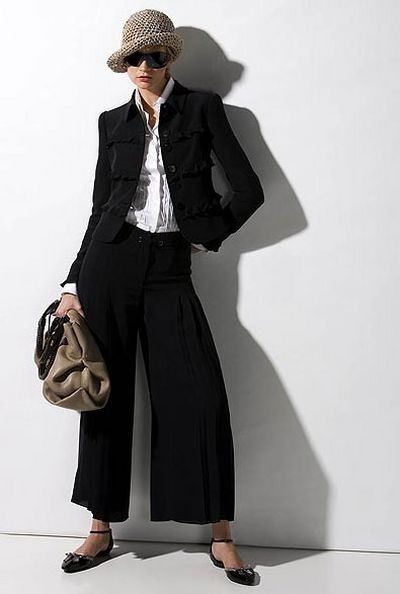 Женская коллекция giorgio armani/Фото с efu.com.cn