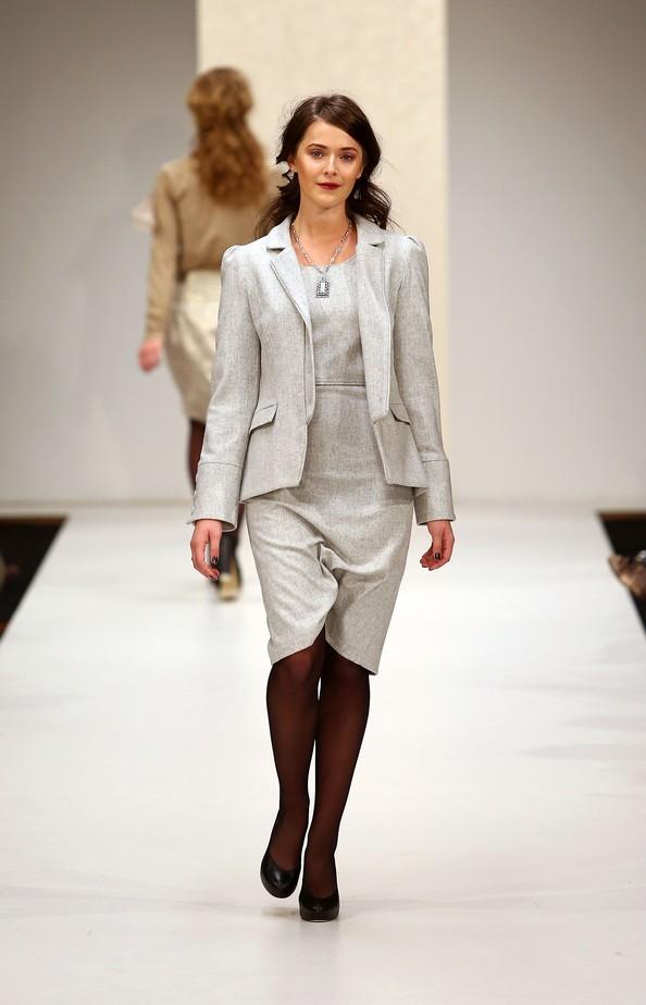 Коллекция Дерин Шмидт (Deryn Schmidt) на Новозеландской неделе моды (New Zealand Fashion Week). Фото: Simon Watts/Getty Images