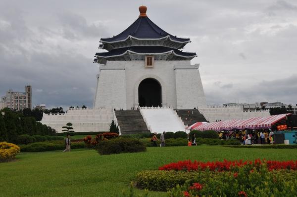 Меморіал Холл Чан Кайши. Фото: Владо Ботка