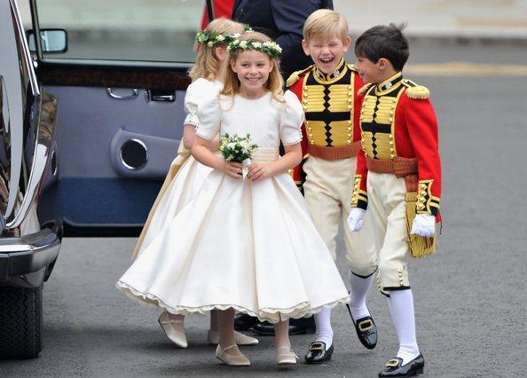 Наряды гостей на церемонии бракосочетания принца Уильяма и Кейт. Фото: Pascal Le Segretain/Getty Images