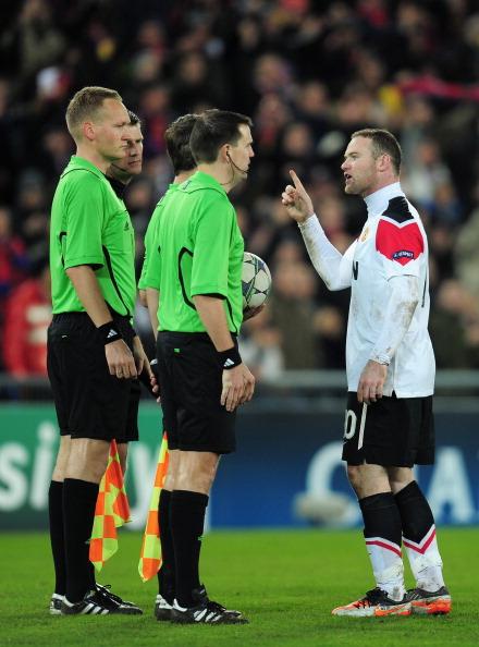 «Базель» - «Манчестер Юнайтед» Фото: Getty Images Sport