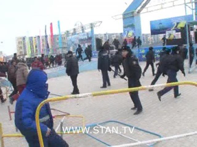 У Казахстані спалахнули масові заворушення. Фото: stan.tv