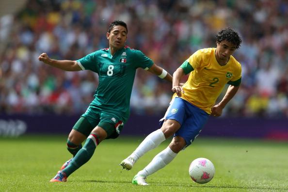 Бразилія - Мексика Фото: Julian Finney, Jeff J Mitchell /Getty Images Sport