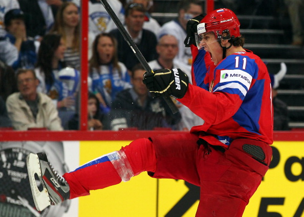Росія - Фінляндія Фото: Martin Rose /Getty Images Sport