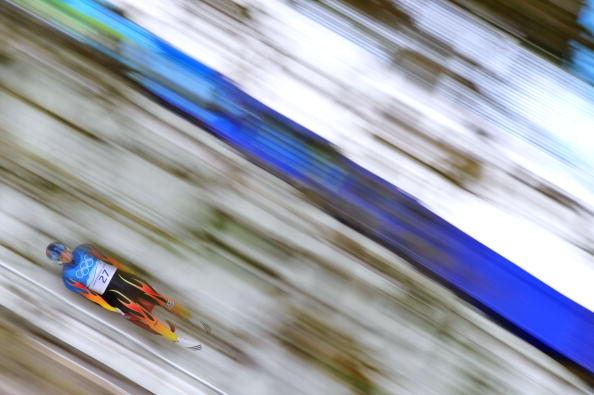 Зимние Олимпийские игры Ванкувер 2010. Фото: AFP/Getty Images