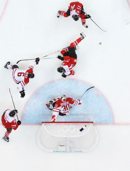 Зимняя Олимпиада в Ванкувере. Фото: AFP/Getty Images