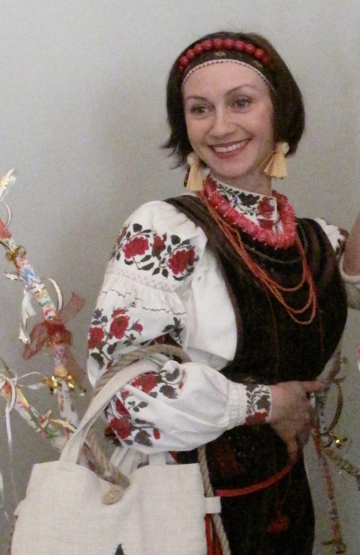 Акторка Молодого театру Римма Зюбіна. Фото: Оксана Позднякова/The Epoch Times Україна