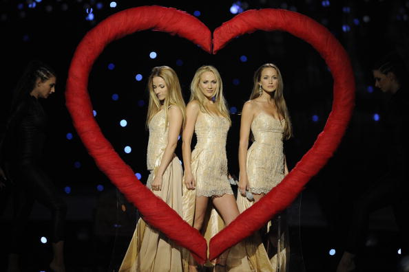 Евровидение-2010: генеральная репетиция перед вторым полуфиналом. Фоторепортаж. Фото: NIGEL TREBLIN/AFP/Getty Images