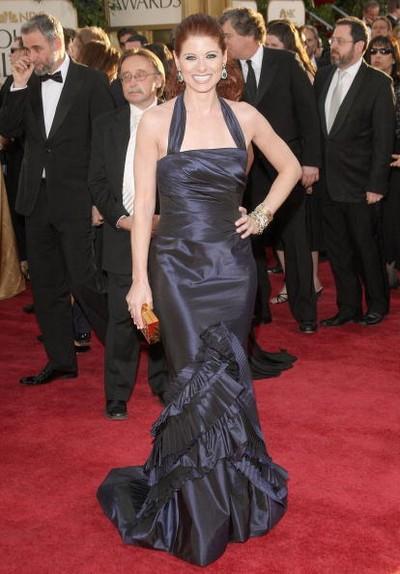 Звездные наряды на 66-й ежегодной церемонии вручения премии «Золотой глобус». Фото: Getty Images