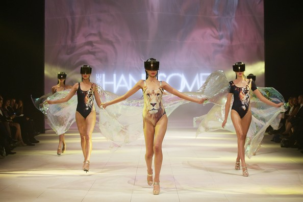 Сіднейський Mercedes Benz Fashion Festival. Фото: Matt King/Getty Images