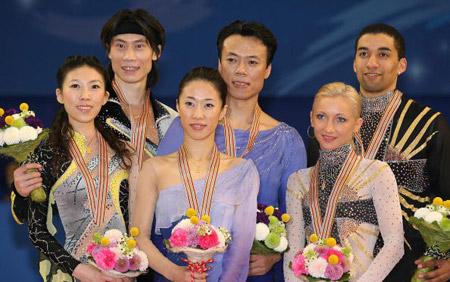 Пари переможців. Фото: Koichi Kamoshida/Getty Images