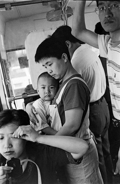 В общественном транспорте. Фото с epochtimes.com