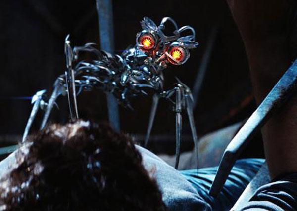 Кадр из фильма Трансформеры 2: Месть падшего. Фото: kinokadr.ru