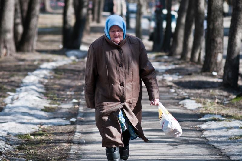Согласно докладу «Права человека в Украине 2011», бедность в Украине растет. Фото: Владимир Бородин/The Epoch Times Ураина