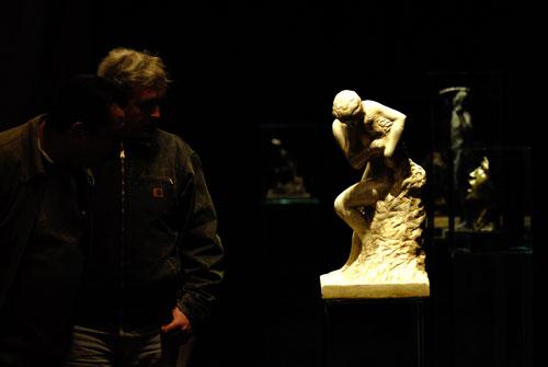 Большой скульптурный салон открылся в Киеве. Фото: Великая Эпоха