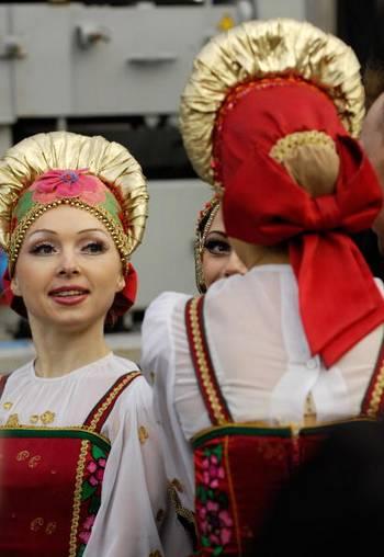 В Лондоне прошёл фестиваль «Русская зима». Фото:  Keith Erskine/Scoopt/Getty Images