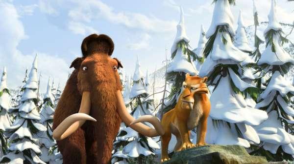 Фильм Ледниковый период 3 уже с 1 июля выйдет на мировые экраны кинотеатров. Фото: kinokadr.ru
