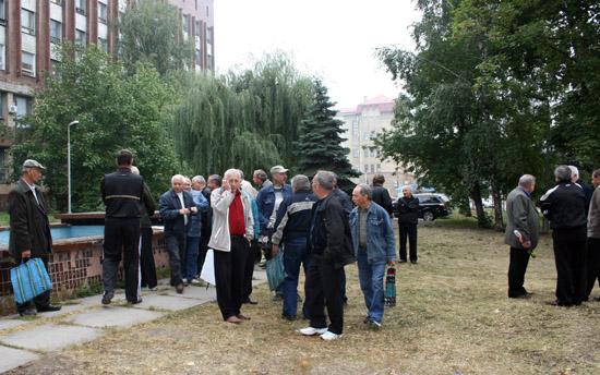 Події в Донецьку. Фото: ostro.org