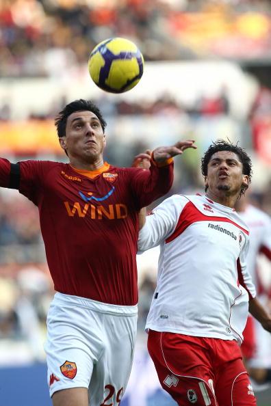 «Рома» - «Барі» фото:Paolo Bruno /Getty Images Sport