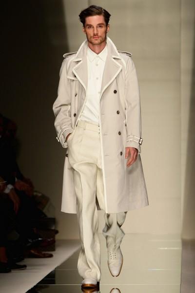 Чоловіча колекція Salvatore Ferragamo весна-літо 2011 на Тижні моди в Мілані. Фото: Vittorio Zunino Celotto/getty Images