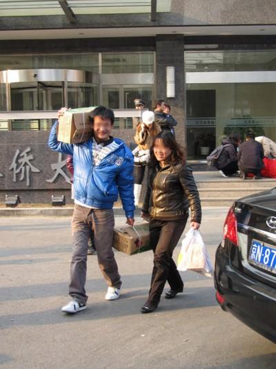 Китайцы ящиками раскупают соль, опасаясь радиации из Японии. Фото: kanzhongguo.com