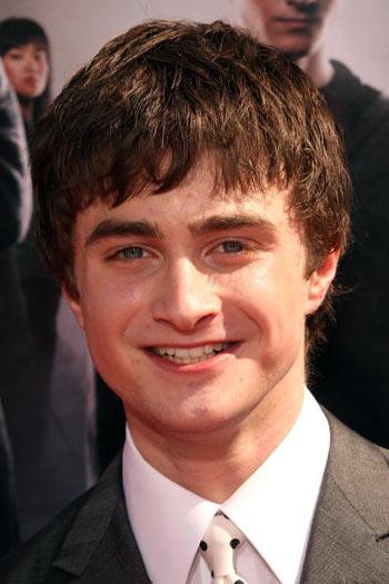 Актёр Даниэль Редклифф (Daniel Radcliffe) посетил премьеру фильма  «Гарри Поттер и Орден Феникса», которая состоялась в Голливуде 8 июля. Фото: Frederick M. Brown/Getty Images