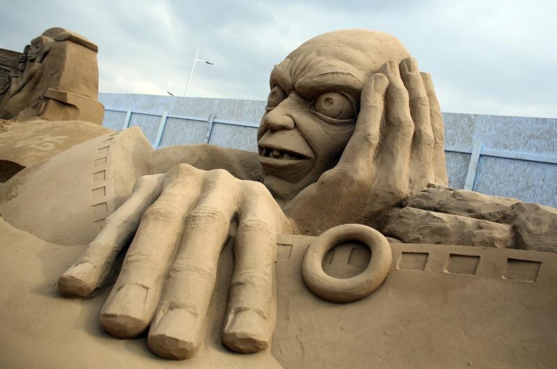 Горлум, «Володар кілець». Фото: Matt Cardy/Getty Images