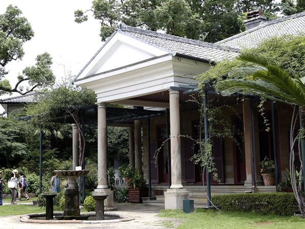 Alt House британского купеца Уильяма Aльта в Glover Garden. Фото: Kiyoshi Ota / Getty Images