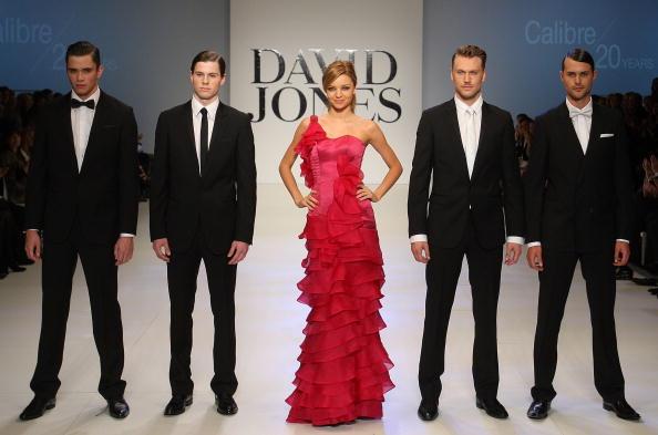 Модель Миранда Керр и коллекция от David Jones. Фото: Lucas Dawson/Getty Images