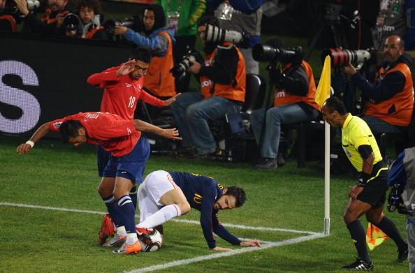 Чилі - Іспанія Фото: Ian Walton, Phil Cole /Getty Images Sport