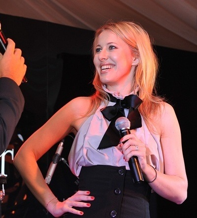 Ведущими программы Муз-ТВ 2010 были Ксения Собчак и Иван Ургант. Фото с сайта e-motion.tochka.net