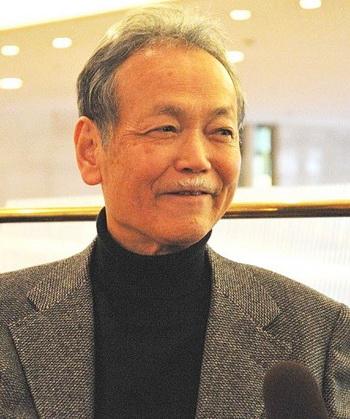 Известный музыкальный критик и профессор Киотского университета Шиничи Шиджихара. Фото с сайта minghui.org