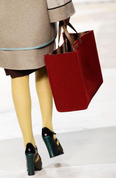 Fendi на миланской неделе моды. Фото: Moraes Barros Filho/WireImage