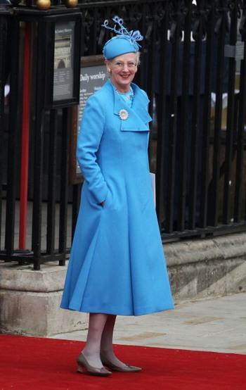 Королева Дании Маргрете II. Фото: Dan Kitwood/Getty Images