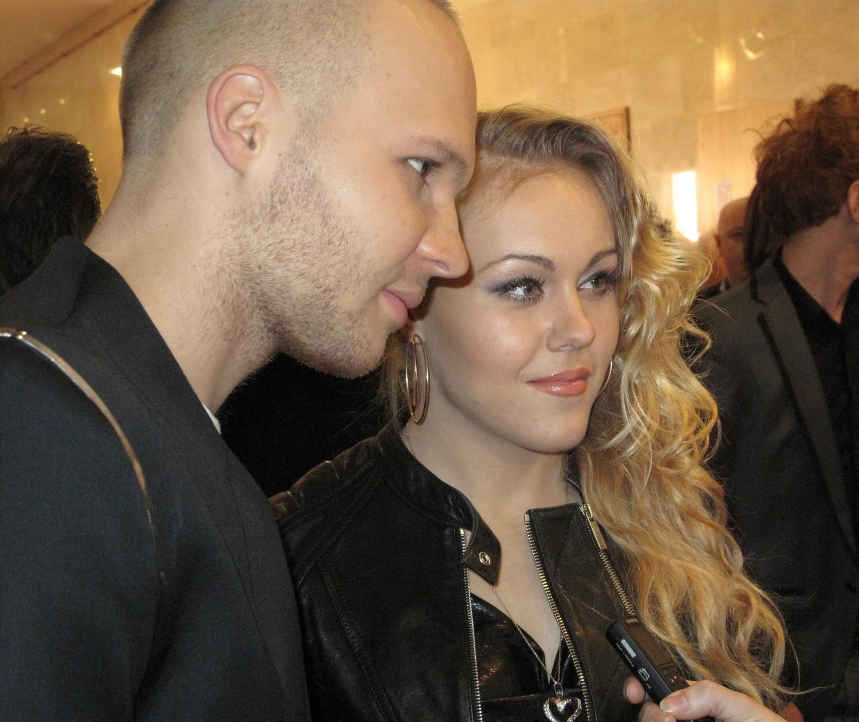Співаки Альоша і Влад Дарвін. Фото: Олена Балакіна/The Epoch Times Україна