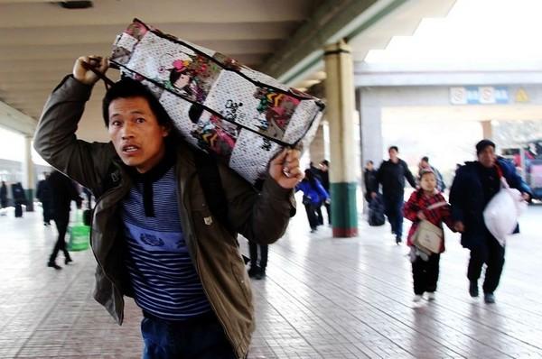 Новогодняя миграция китайцев. Фото с epochtimes.com