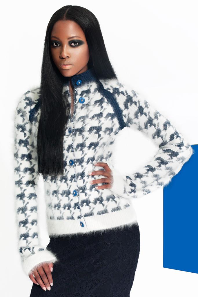 Осення коллекция от Версаче (Versace). Фото: efu.com.cn