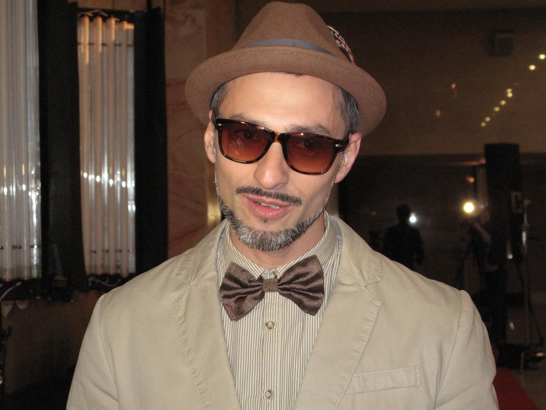 Співак і телеведучий Kishe. Фото: Олена Балакіна/The Epoch Times Україна